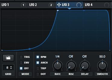 Modulating Serum's FX for Beat Pulsing Plucks Step 4.1