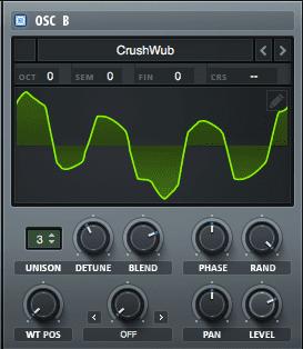 Modulating Serum's FX for Beat Pulsing Plucks Step 1.4