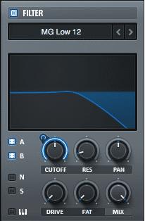 Modulating Serum's FX for Beat Pulsing Plucks Step 2.3