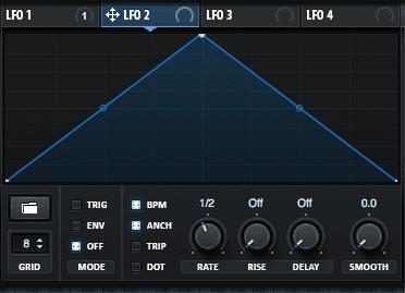 Modulating Serum's FX for Beat Pulsing Plucks Step 3.1