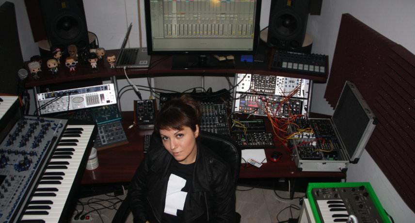 TERR - My studio