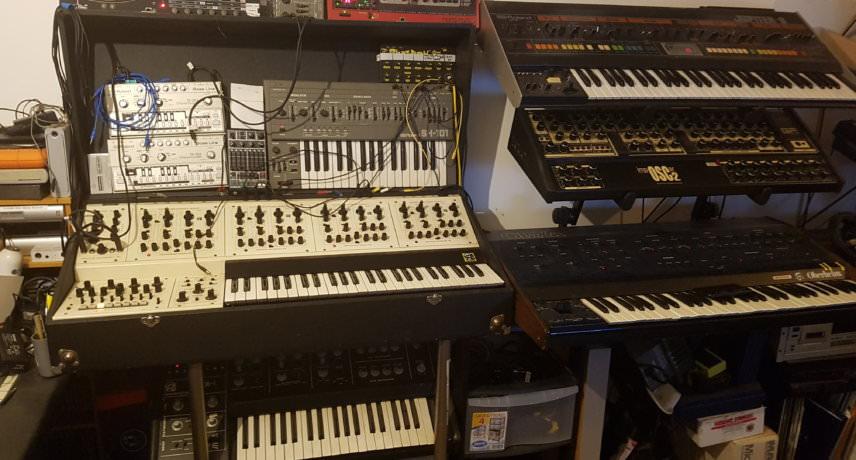 Darren Price - My Studio