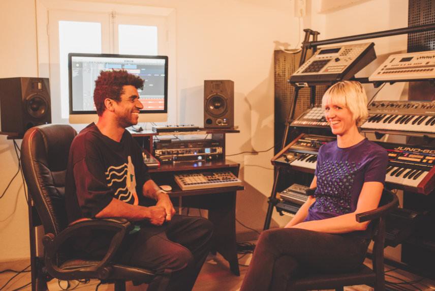 Kate Simko & Jamie Jones Opus 1
