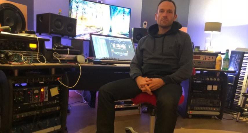 MJ Cole - My Studio