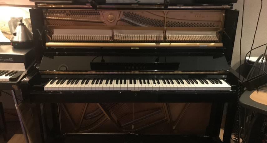 M.J. Cole Yamaha U-1 Upright Piano