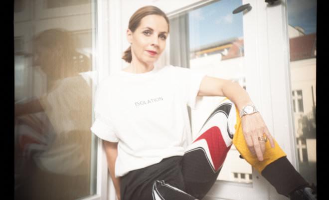 Anja Schneider Interview - Photo by Obi Blanche