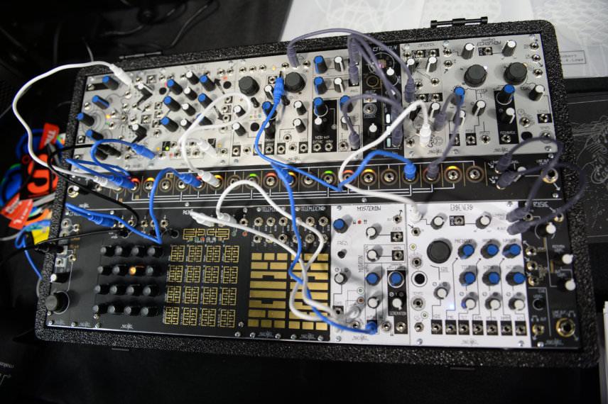 Make Noize Modular System