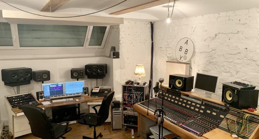 Gheist My Studio