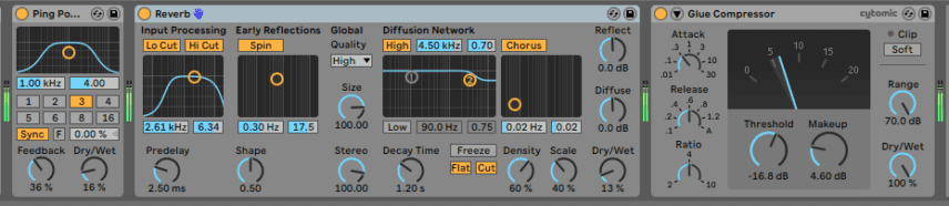 Nu Disco Bass Step 5