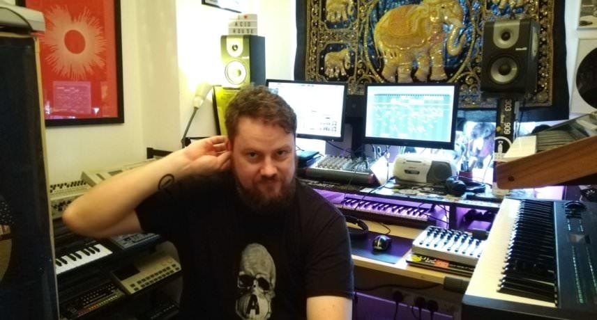 Posthuman My Studio