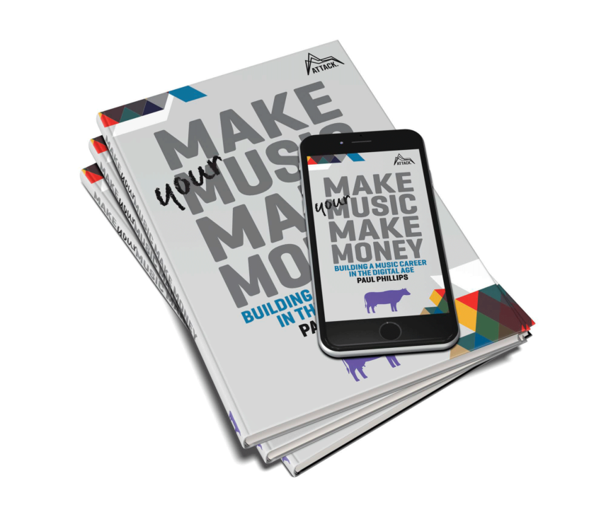 Make Your Music Make Money, How to land a record deal, What a music publisher does