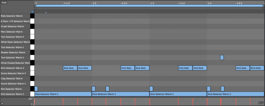 Big Beat Techno Step 4