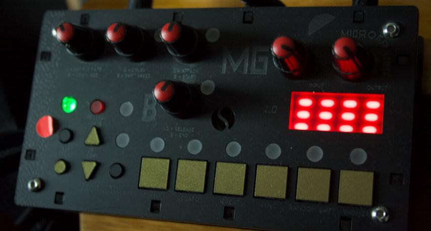 Bastl Instruments Microgranny