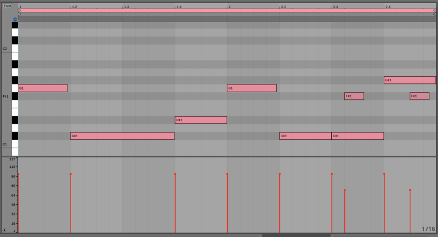 Slicing Breaks For Techno First Brake Midi