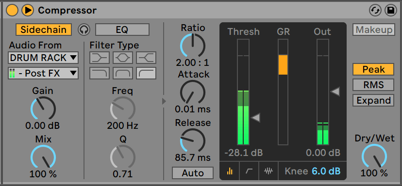 Bass Compression