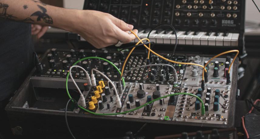 Modular Synthsizer