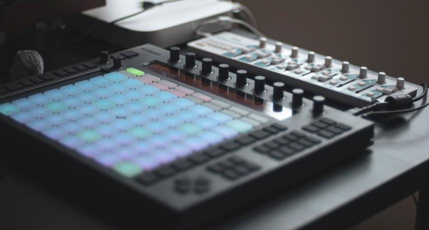 Ableton Push MK I & Korg Nano Control