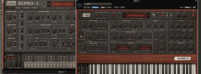 u-he Repro ten of the best analogue synths