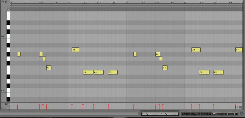 Hit MIDI