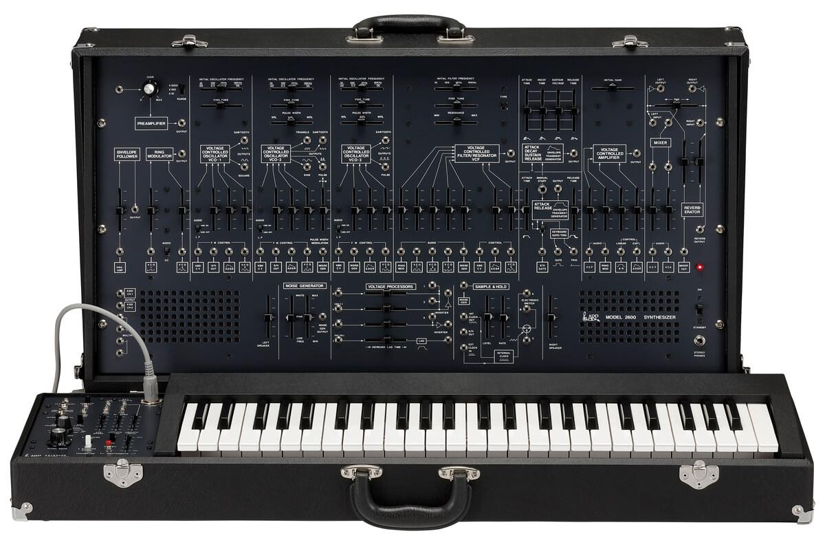 Arp 2600 announced