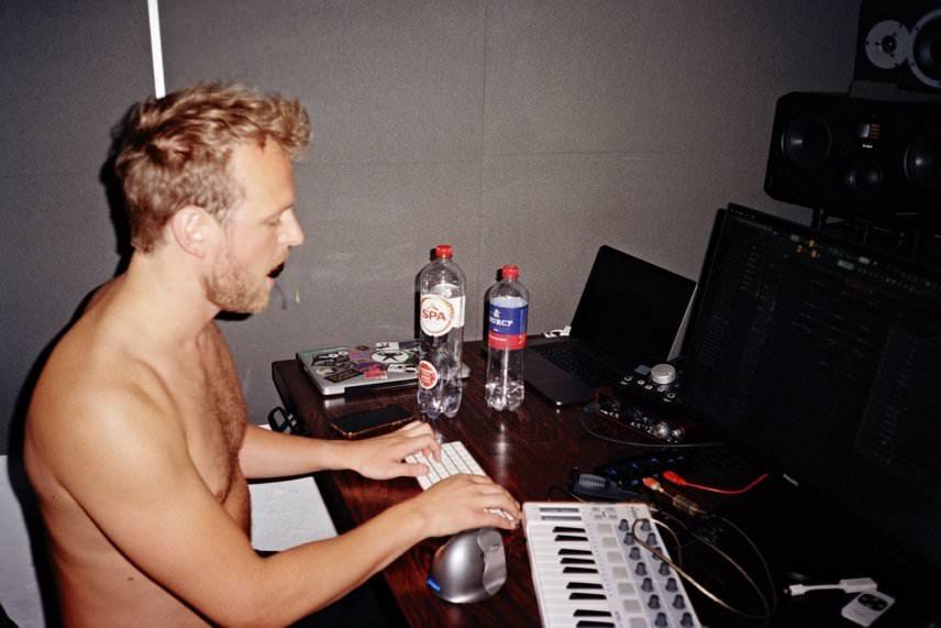 Nachtbraker working on Fatoe Morgana