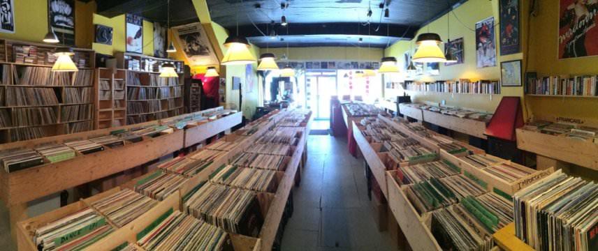 Death of Vinyl in Montreal