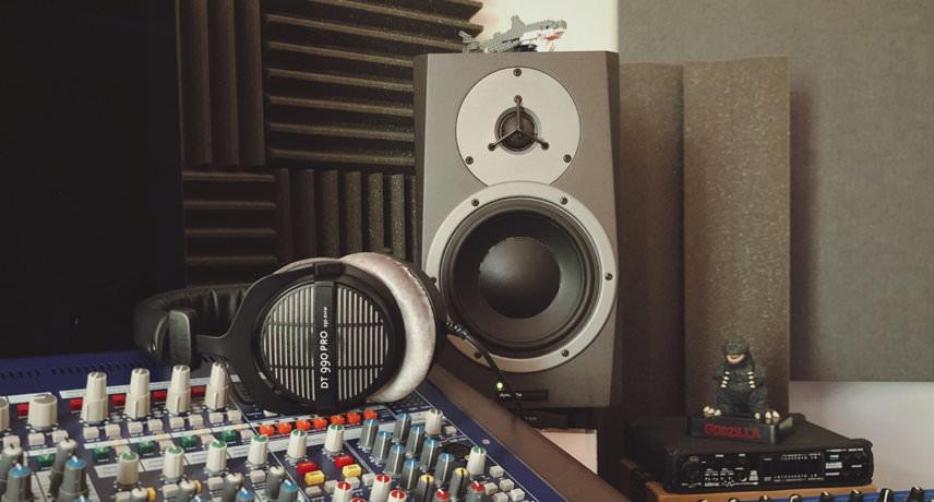 Adriana Lopez's Studio