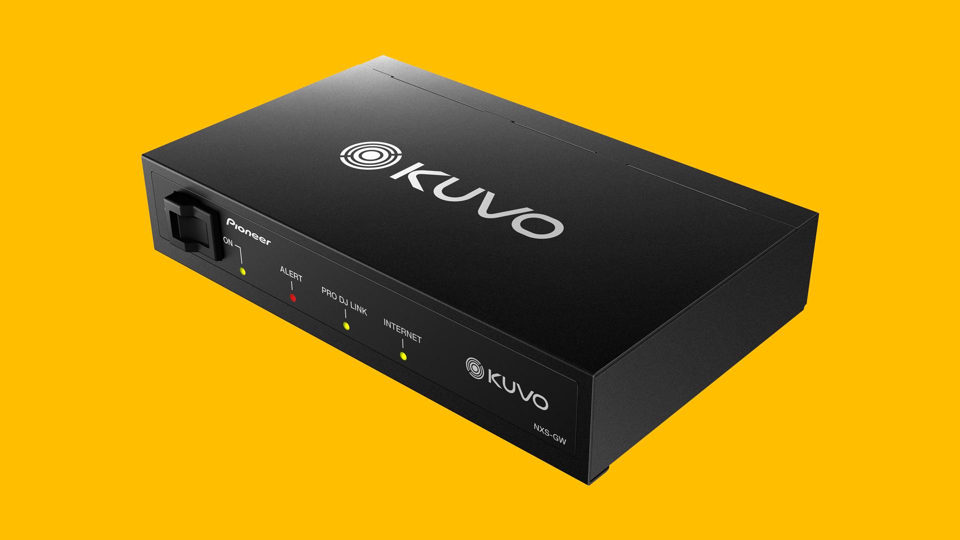 Pioneer DJ KUVO Gateaway Hub