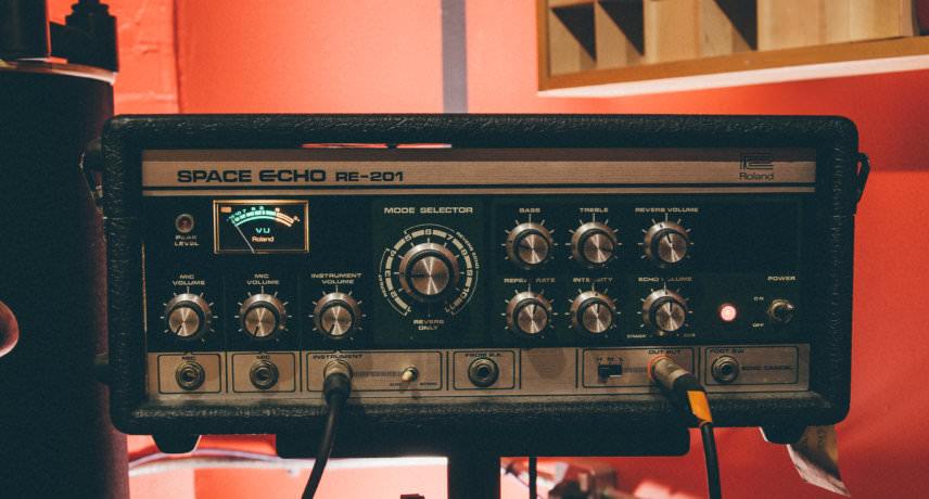 Vociedrone's Roland Space Echo
