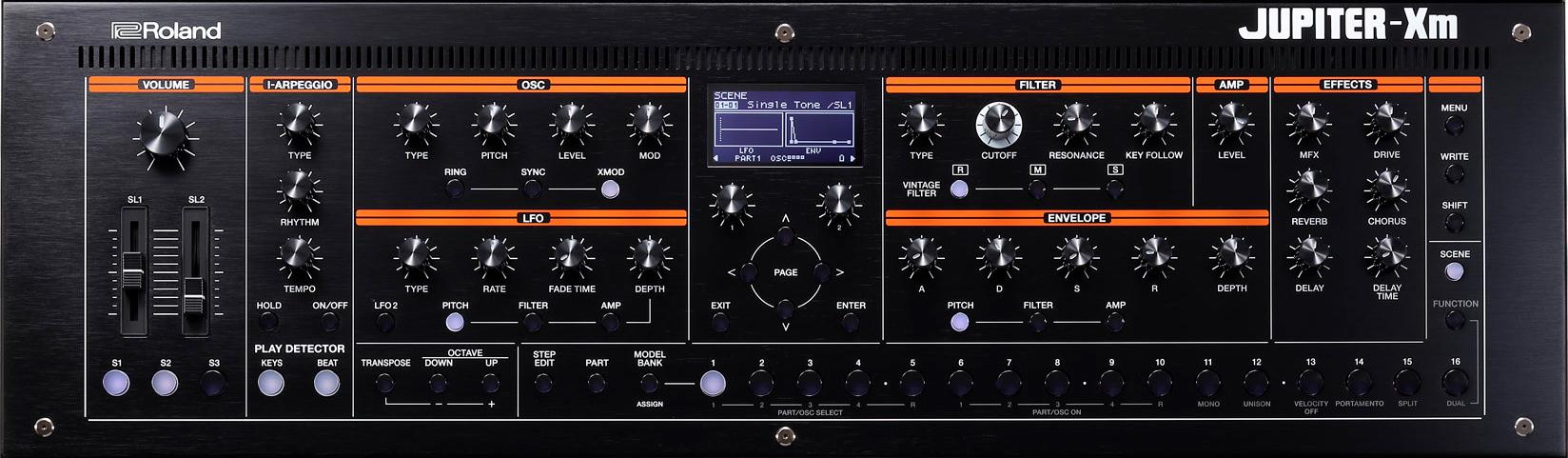 Roland Jupiter-Xm Review