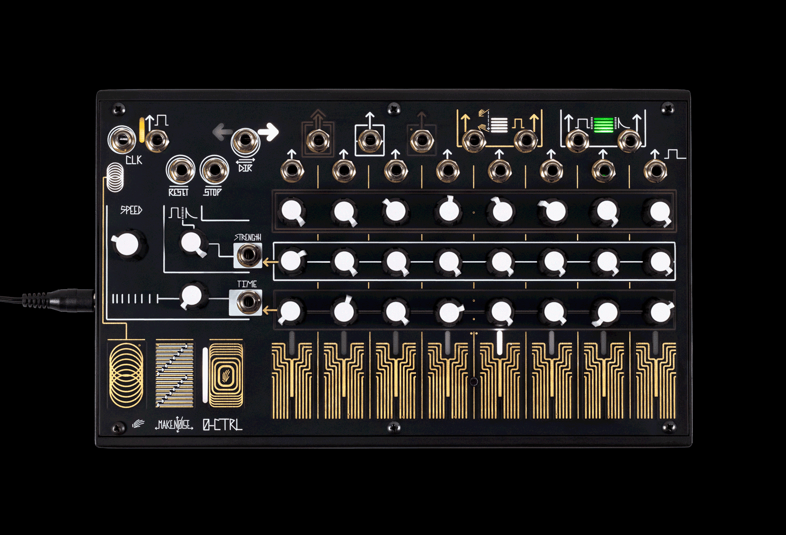 Make Noise Introduce 0-CTRL Desktop Sequencer - Attack Magazine