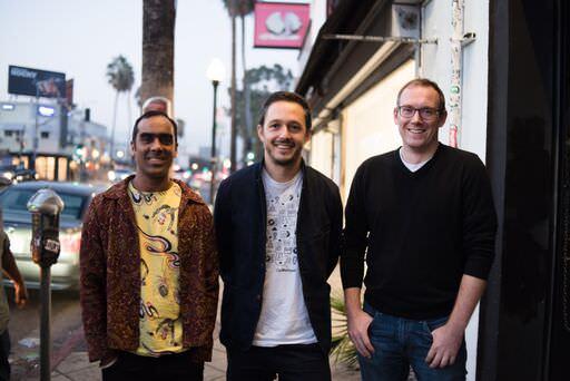 Mixcloud founders