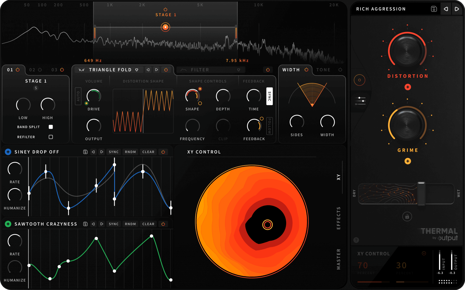 Output's Thermal Promises Interactive Distortion - Attack Magazine