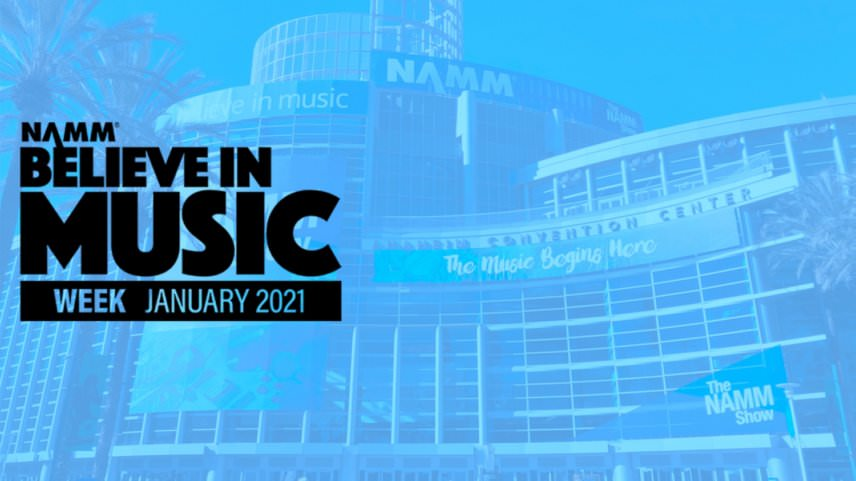 NAMM 2021 Cancelled