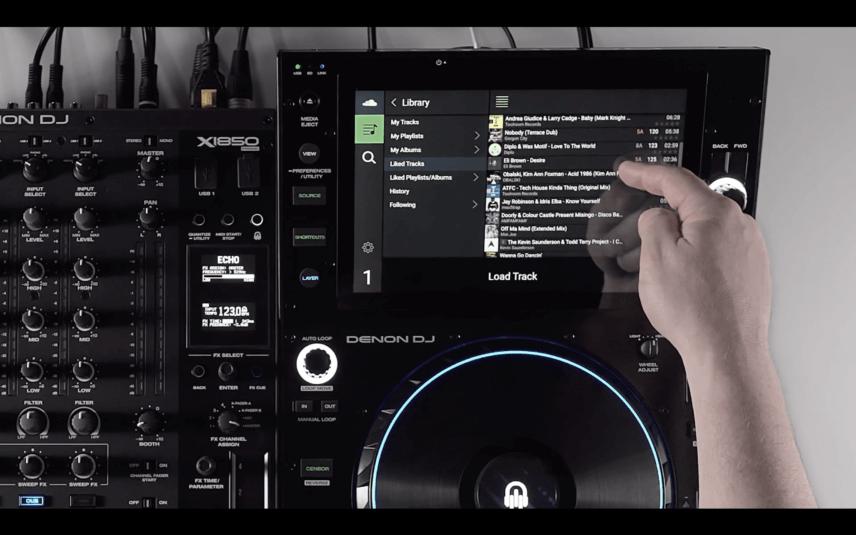 Engine DJ Soundcloud Beatport