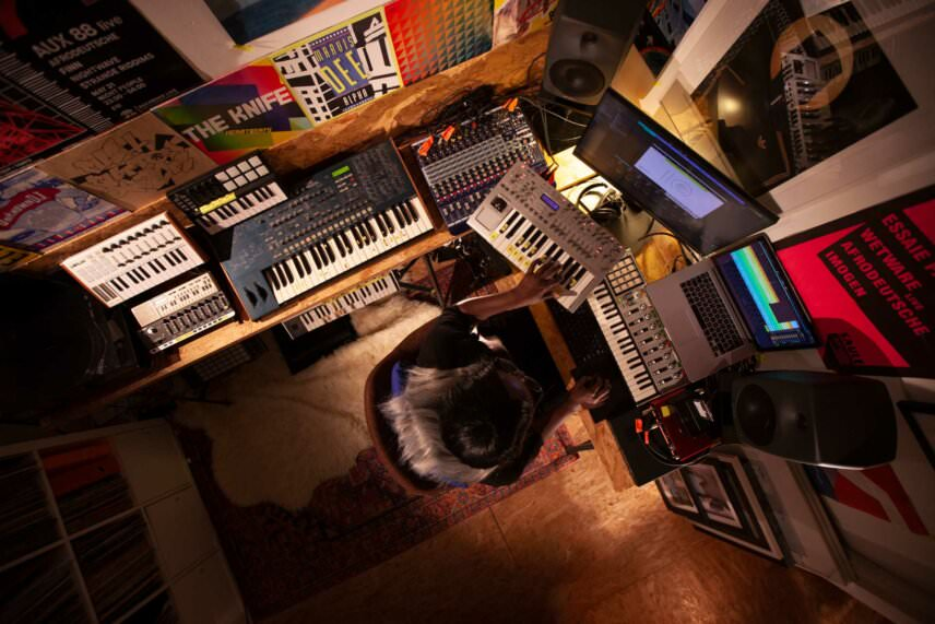 Spitfire Audio Spectrum Afrodeutsche