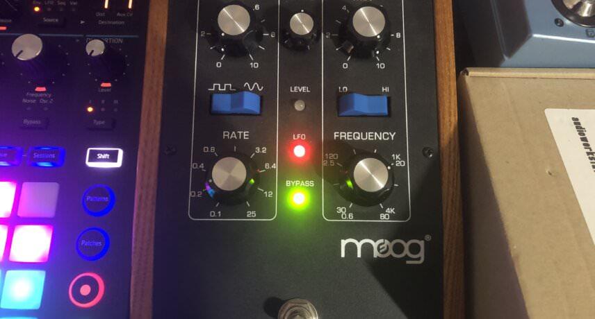 Moogerfooger Ring Modulator