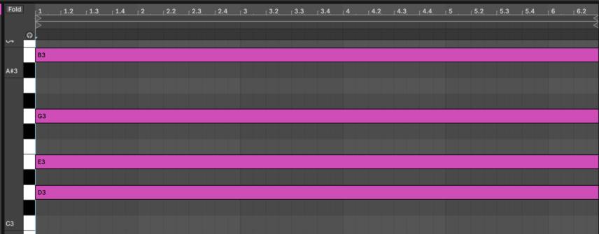 Ableton Wavetable Vocal Textures