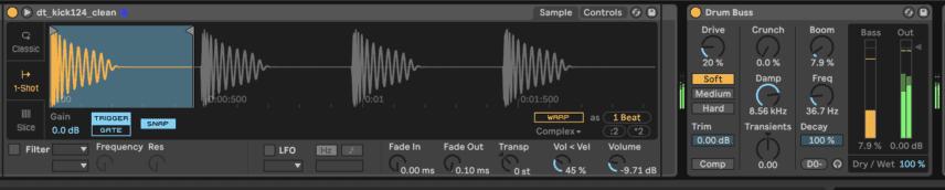 Basic Channel Dub-Techno