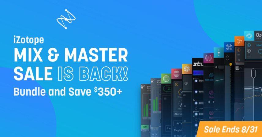 Mix & Master Sale