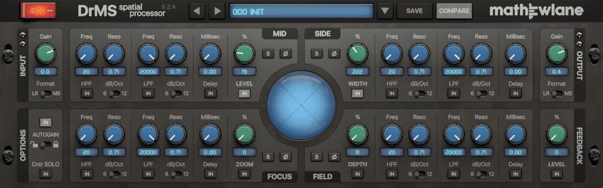creating a 3d mix