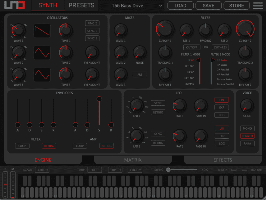 hardware synths as effects processors