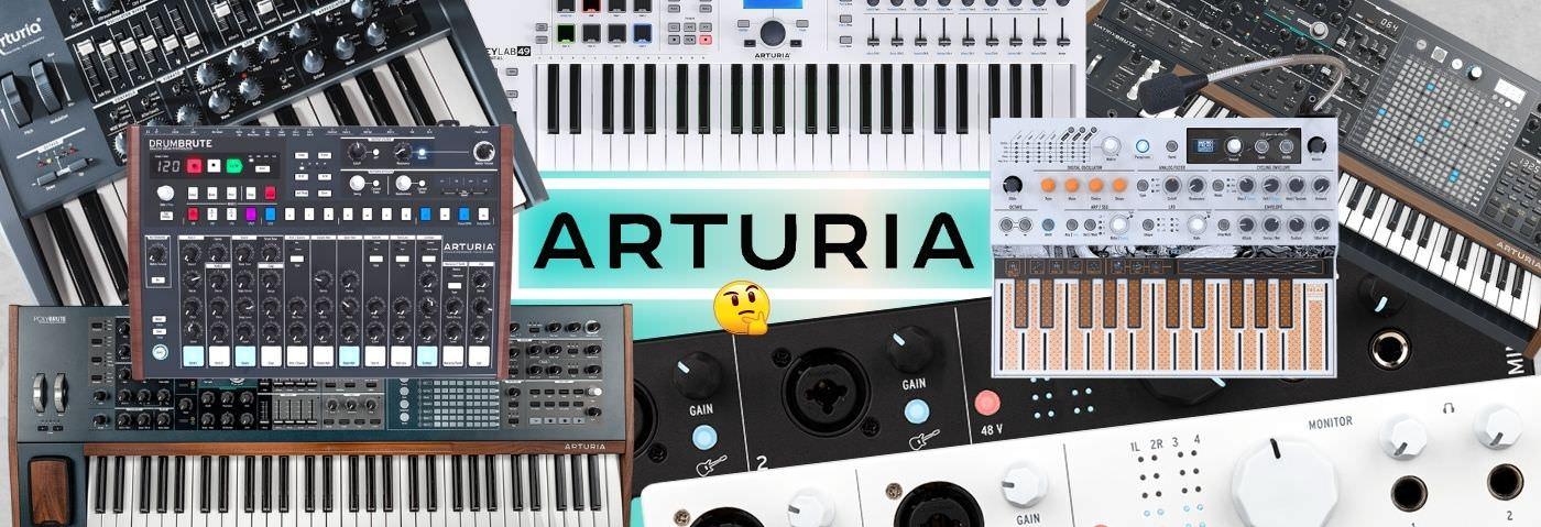 We're Giving Away 4 Arturia MiniFuse Audio Interfaces